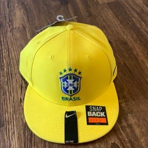 Nike CBF Brazil SnapBack Cap Hat